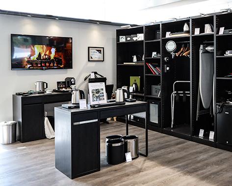 Theunissen Showroom