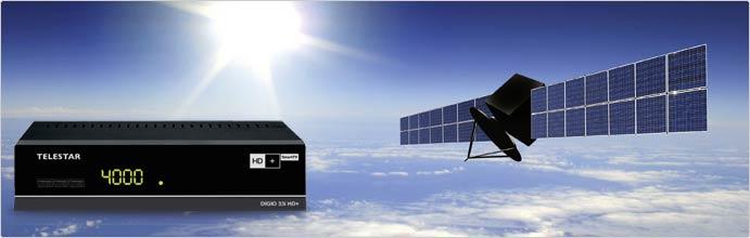 DVB-S Satelliten-Receiver