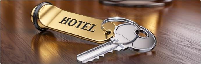 Hotel Schlüsselanhänger