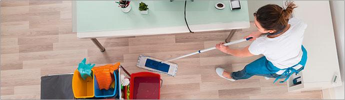 Reinigung & Abfallentsorgung