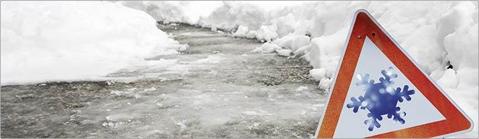 Schnee- & Eisbeseitigung