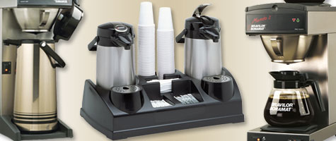 Kaffee-Automaten