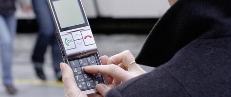 GSM-Mobiltelefone (Handys)