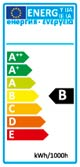 EU-Ecolabel Lampen B