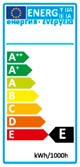 EU-Ecolabel Lampen E