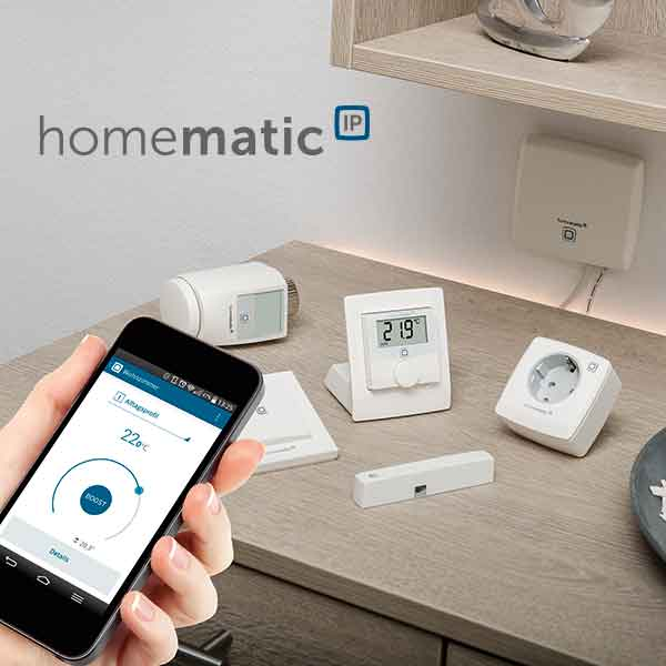 Homematic IP Smart-Home