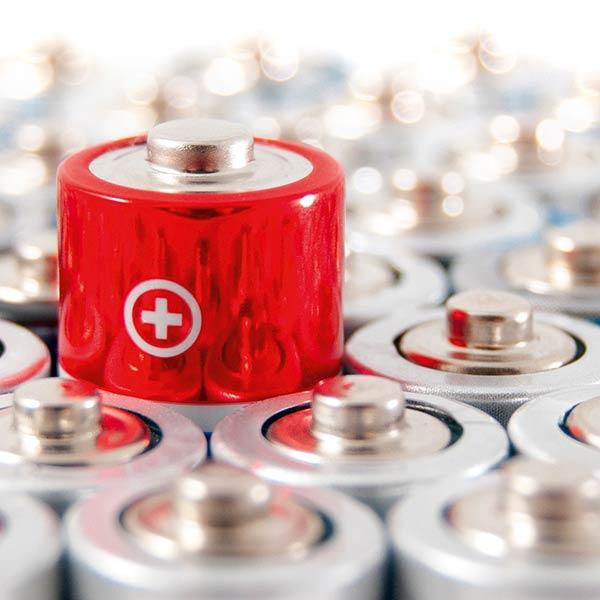Batterien/Akkus