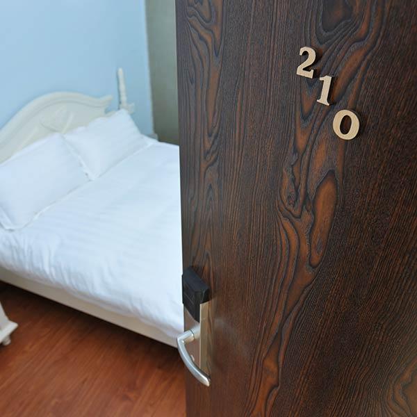 Zimmernummern