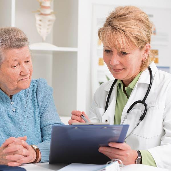 Pflegedokumentation & Organisation