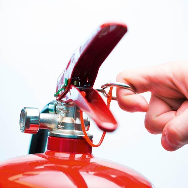 Brandschutz, Feuerlöscher