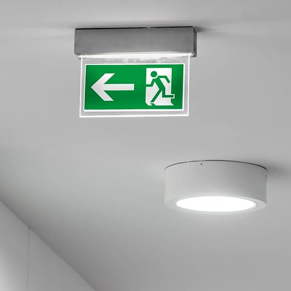 Not- & Sicherheitsbeleuchtung