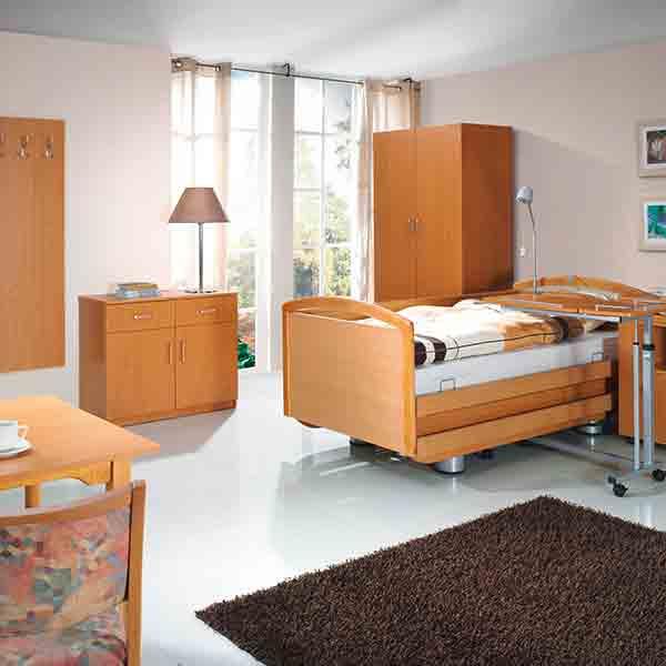 Pflegezimmer-Möbel